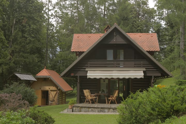 """HOLIDAY HOUSE  """"MACESEN"""" - Bled - House"""