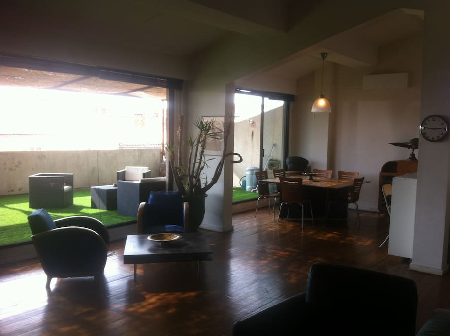 Le Dining Room & La Terrasse