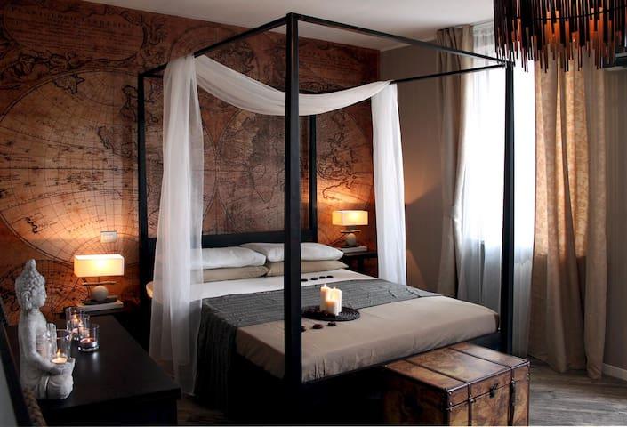 Le Vojageur - Nova Milanese - Apartment