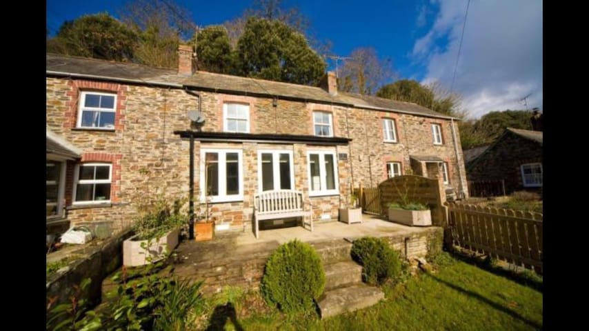 Idyllic & peaceful Cornish cottage - Little Petherick - Huis