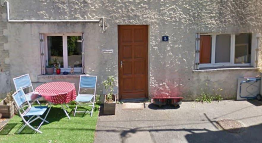 Maison au calme proche du centre - Nantes - Ev