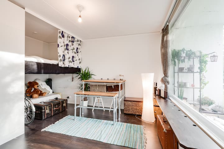 Lovely apartment with balcony - Espoo - Pis