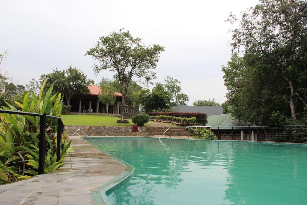 The Victoria Range Club common pool