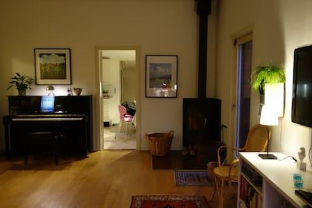 Hyggeligt hjem med værelse til 2 personer - Hjørring - Casa