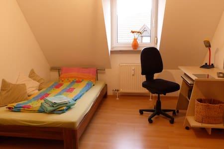spacious room in Ludwigsburg-Oßweil - Ludwigsburg - อพาร์ทเมนท์