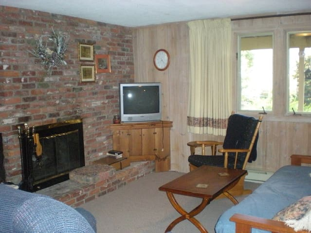 Two bedroom in the White Mountains - Thornton - Apartment