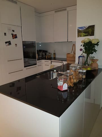 Amazing morden apartment entirely for you.