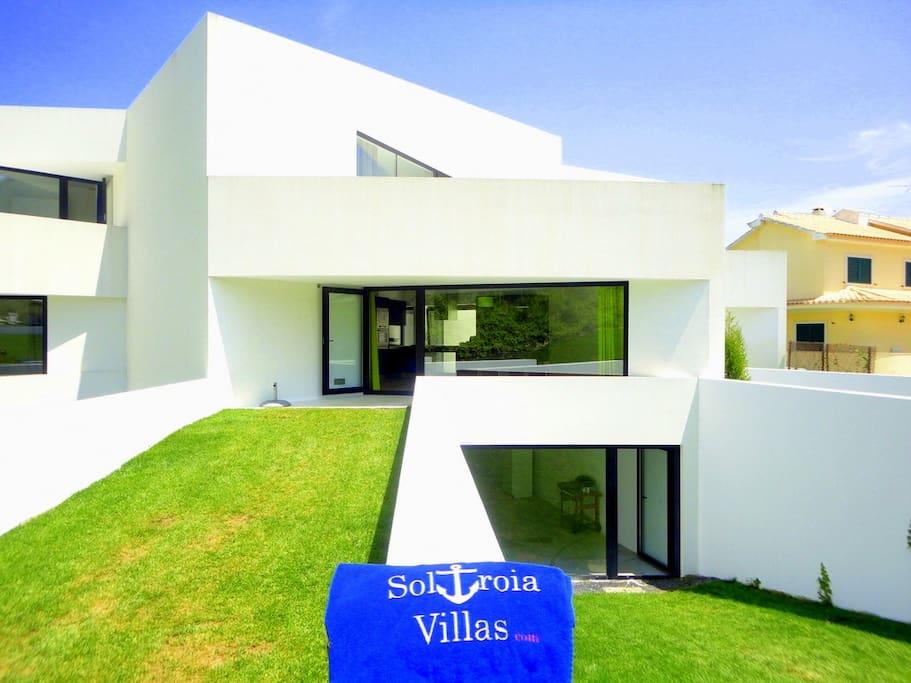 The Villa (middle one)