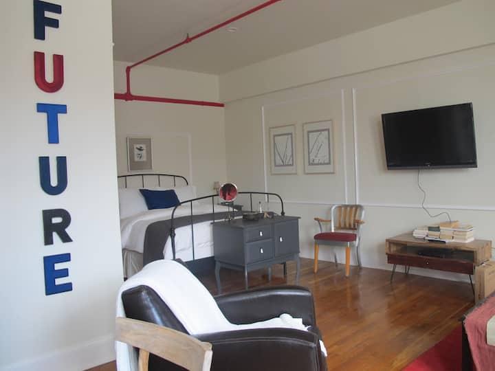 Loft w/ Terrace @ Box House Hotel