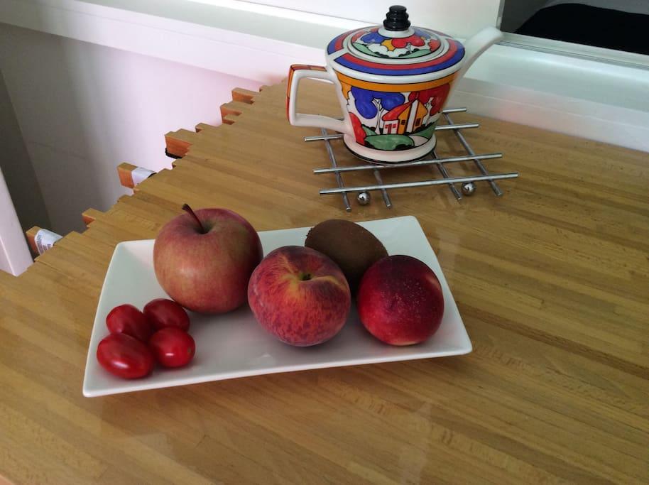 Een appeltje voor de dorst!