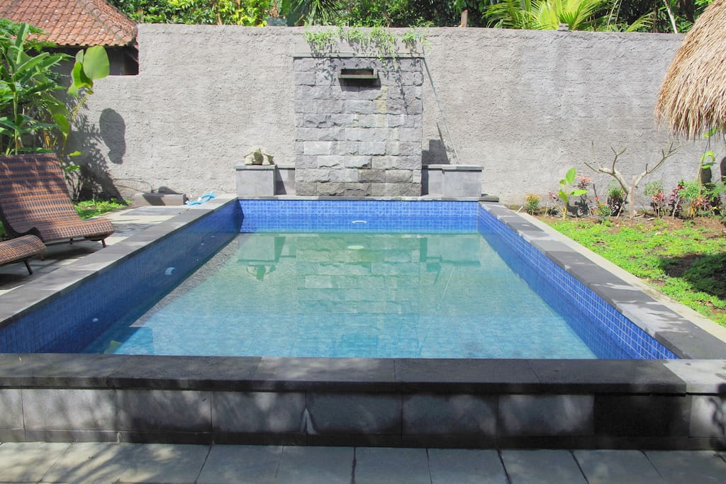 New swimming pool(shared)