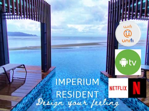 Imperium Resident Kuantan Waterfront Sea View
