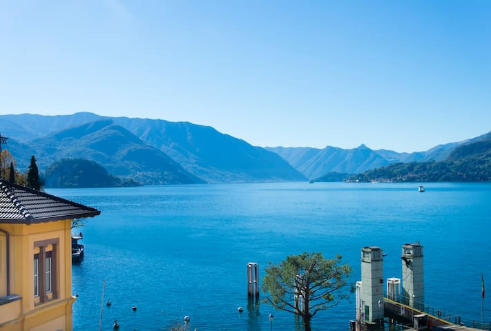 Centralissimo con vista lago - Varenna - Lejlighed