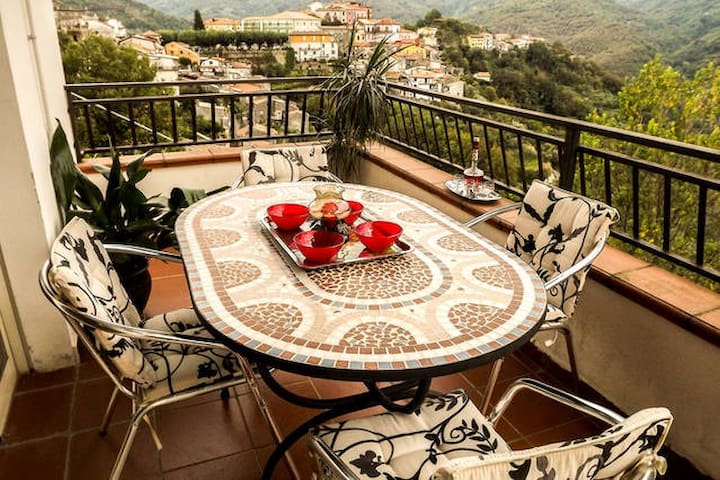 Calabria Holiday Hill 1 - Martirano - Apartment