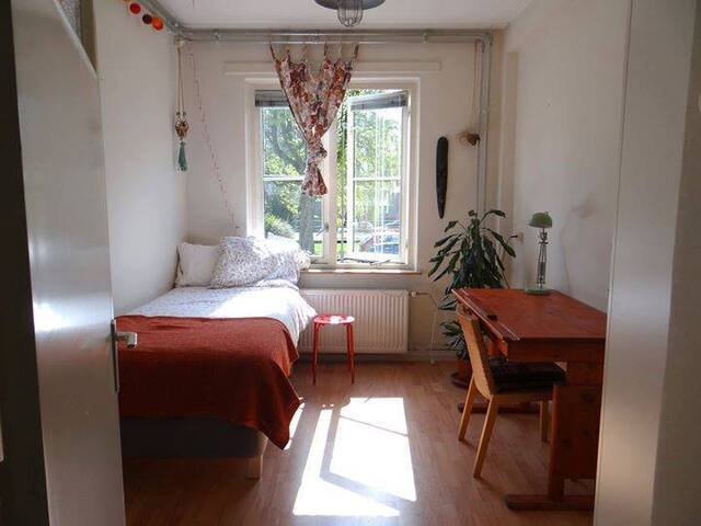 Beautiful 'open' and spacious flat 21-1