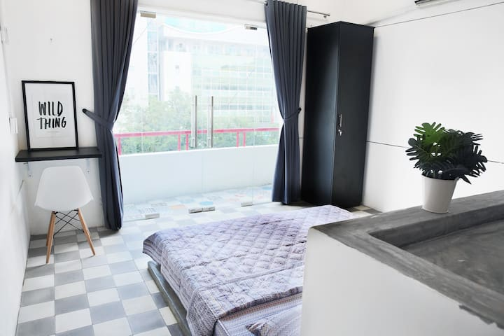MODERN BEDROOM IN THE HEART OF CITY - Ho Chi Minh City