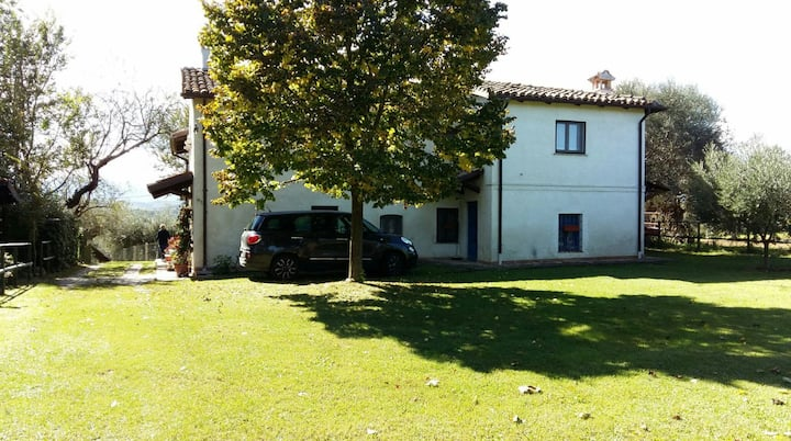 Ancient Country House - Elice, Abruzzi