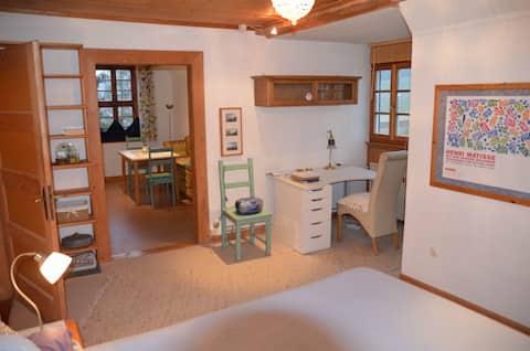 Ruhige Wohnung im schönen Lahntal-Sarnau