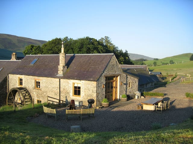 5 * Luxury Self Catering in stunning Yarrow Valley - Scottish Borders