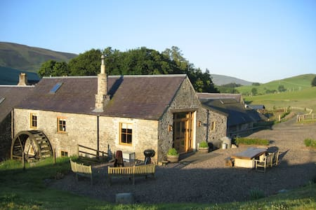 5 * Luxury Self Catering in stunning Yarrow Valley - Scottish Borders - Dom
