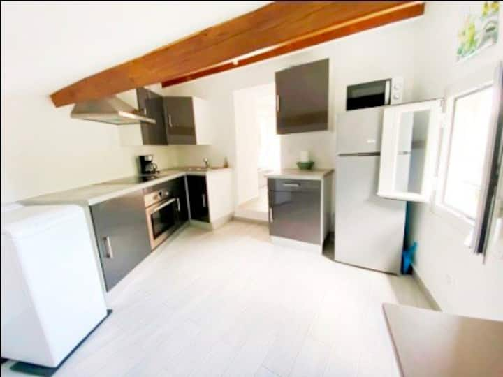 Joli appartement au  coeur de la Corse (Venaco)