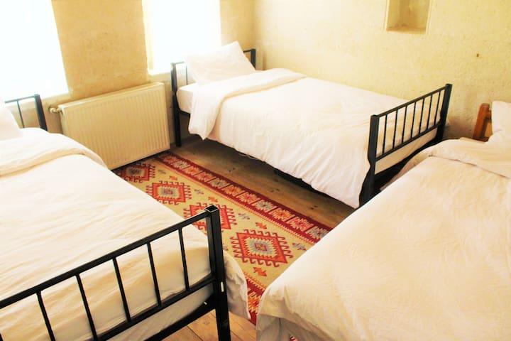 Natureland Hostel - Triple Room