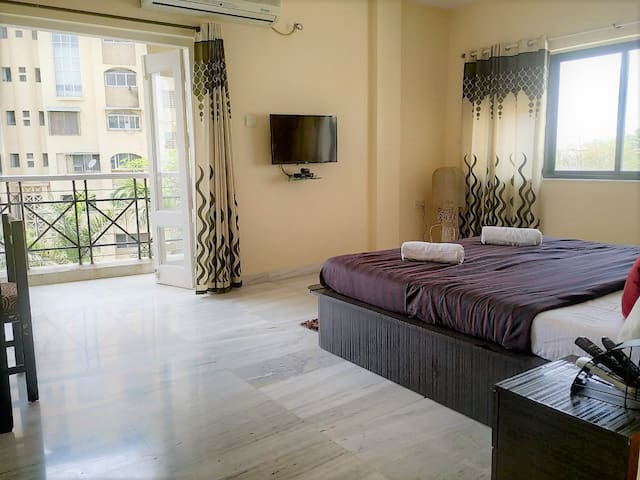 3 Bedroom Parsik Hill Serviced Apartments, Belapur