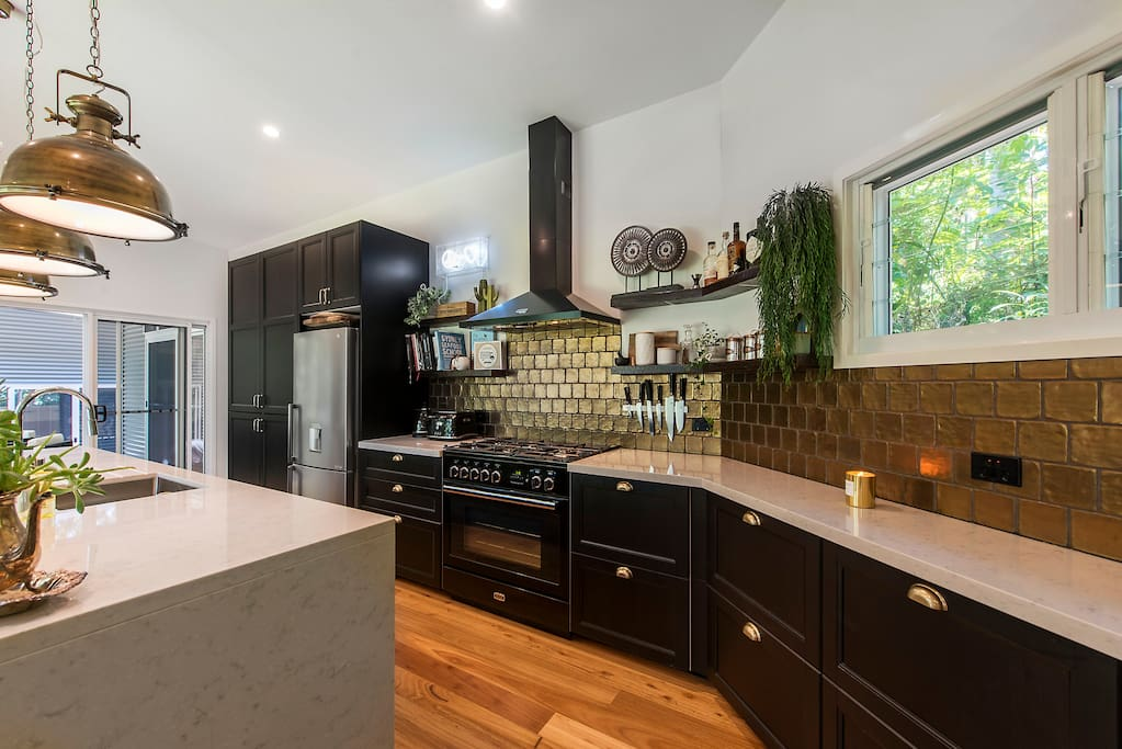 A state of the art kitchen!