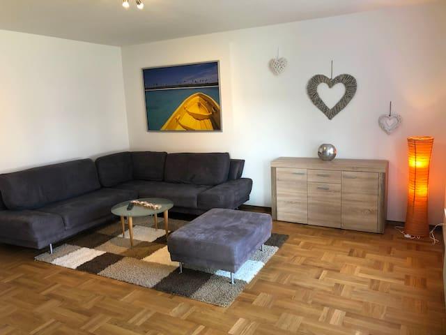 Ferienwohnungen / Ferienhaus Adelsried - EG