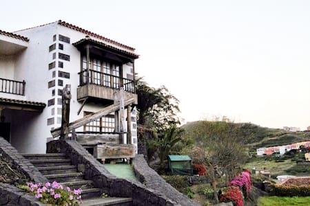 Discover Finca Los Geranios - Anaga - Tegueste