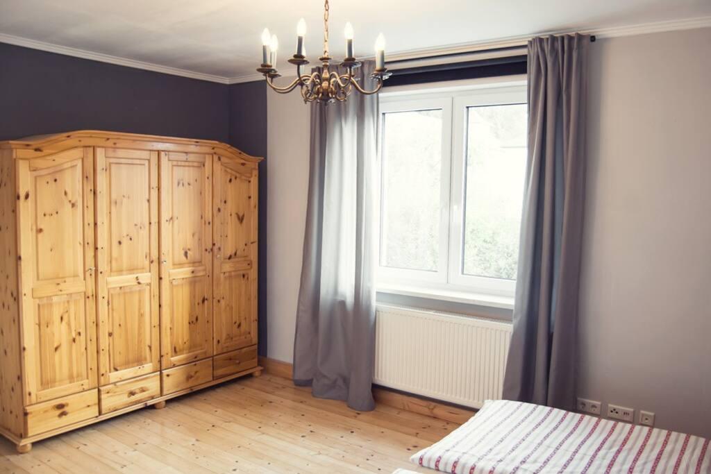 Das Schlafzimmer Nr. 1