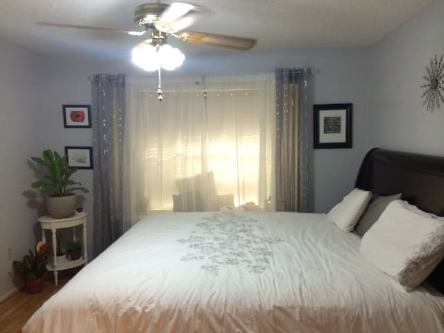 Clean & quiet apt. near University - Nacogdoches