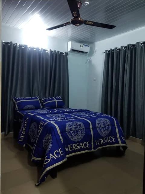 Cozy bedroom in Bungalow
