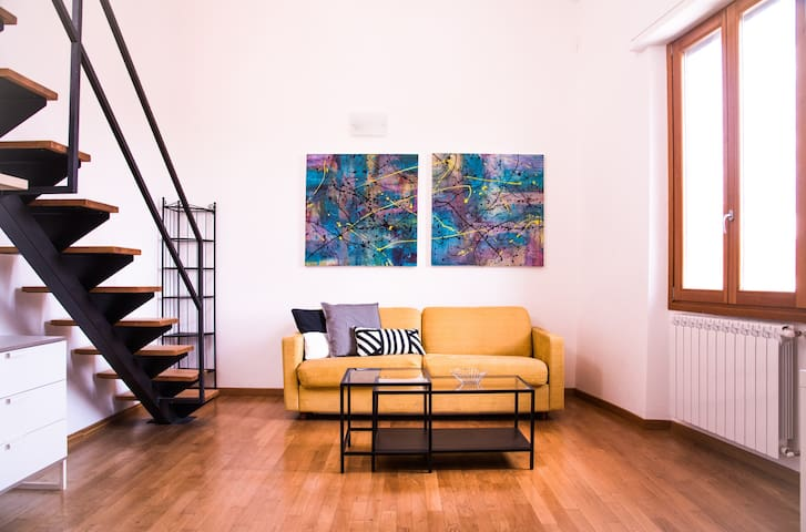 Loft B&B - a cozy and relaxed stay in Florence
