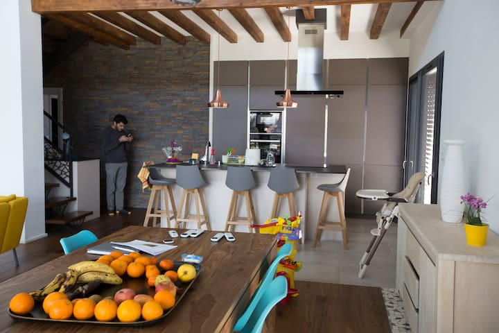 Villa agréable et lumineuse en Auvergne - Châteaugay - Villa