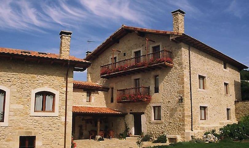 Casa Rural El Campillo - 12 plazas - Fresnedo