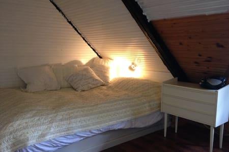 Hyggeligt værelse tæt på strand og skov - Vig