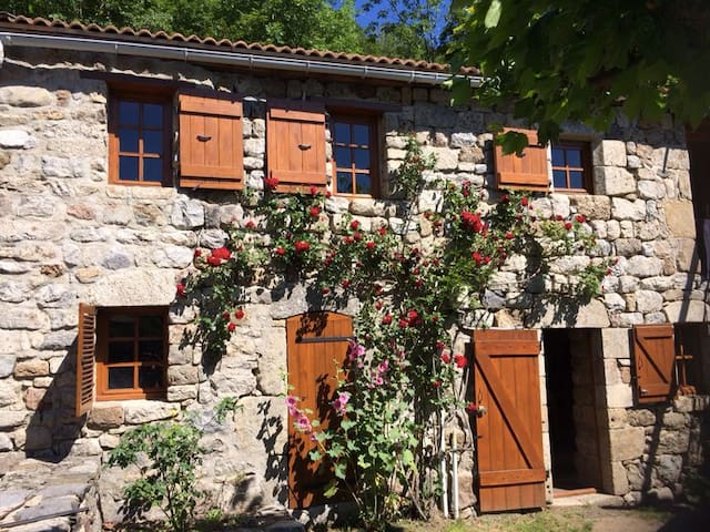 Charming home in the mountains - Le Roux - Σπίτι