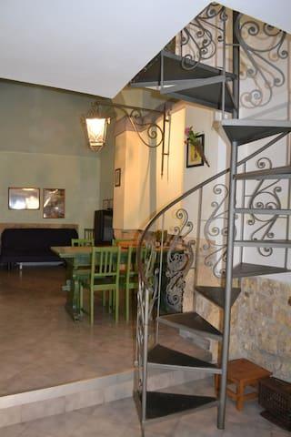 App nel centro storico di Tarquinia - Tarquinia - Casa