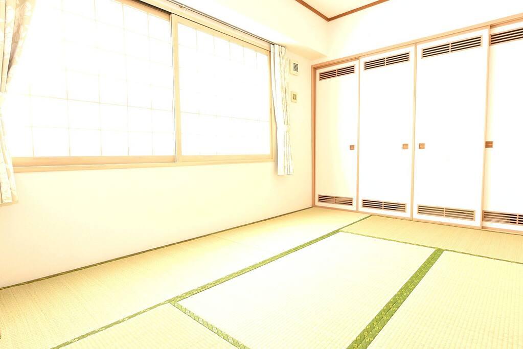 Japanese Tatami room