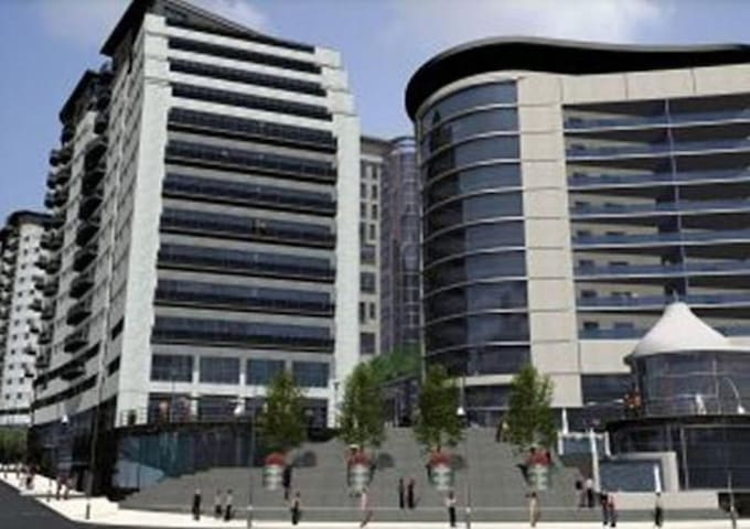 Apartments in Birmingham with free parking