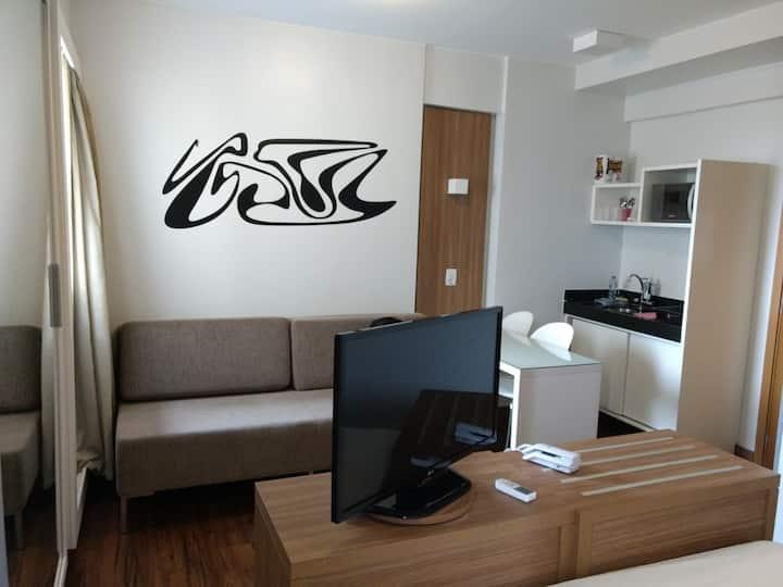 1312 Smart 4 hotel S4 Águas Claras