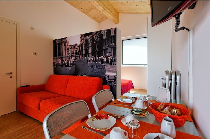 Eco B&B Venice 2, max 4 pax - Venezia - Apartment