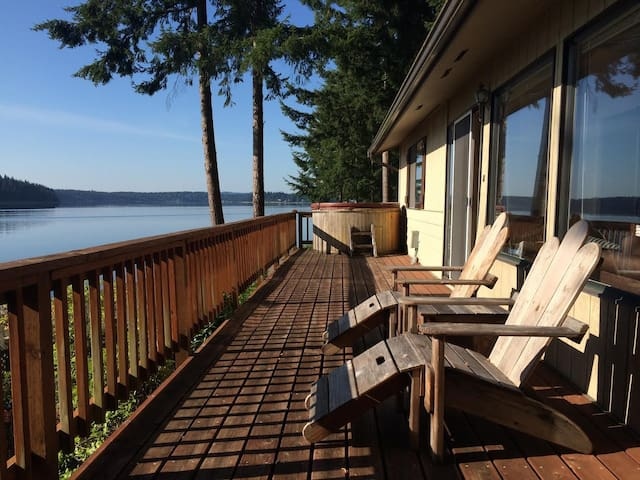 Olympia Waterfront Home - Olympia - Rumah