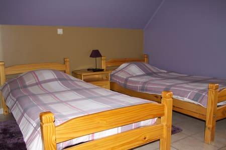 Room 7  B&B  Breeden Steeger Farm - Lichtervelde