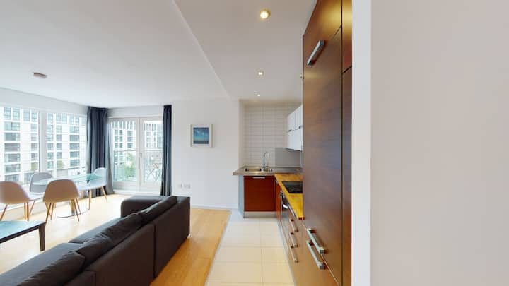 Amazing Two Bed Apartment in SKYLINE MANCHESTER
