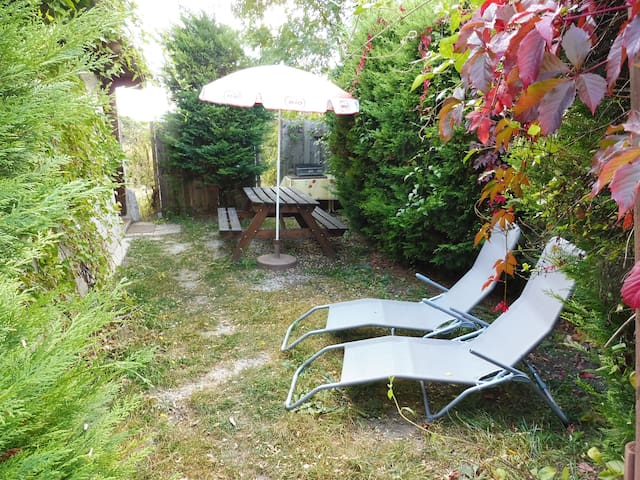 Gîte meublé avec  jardin Trigance Gorges du Verdon