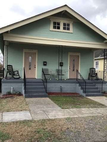 Quite 3 br. Gentilly bungalow !!REDUCED!!