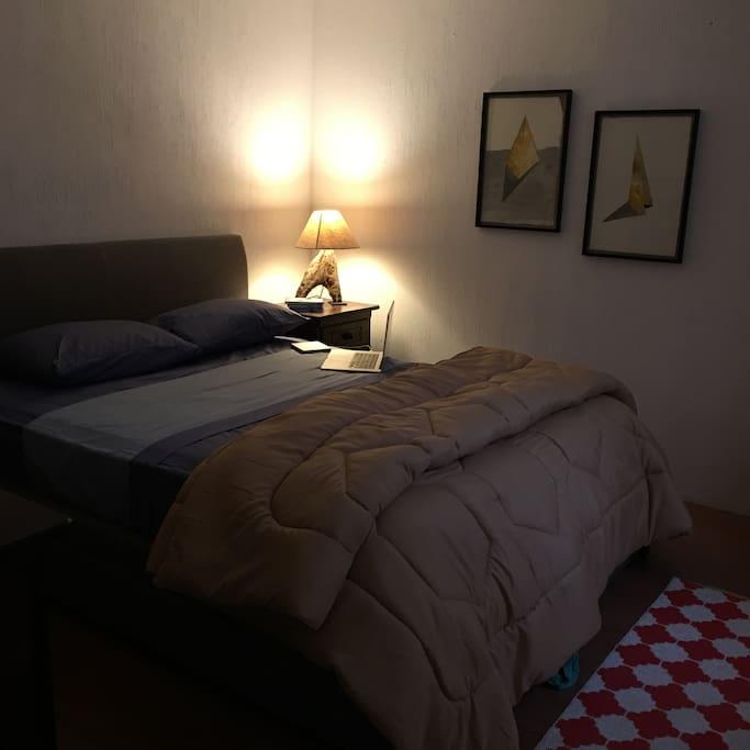 La Habitación dónde los sueños se disfrutaran con el sonido de los grillos