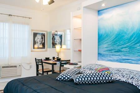 Studio Nice Location.!.Good Value.! - Miami Beach - Apartment
